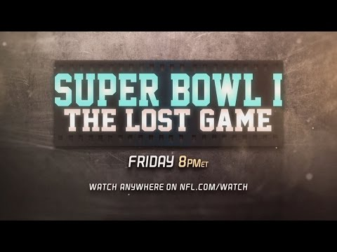 On Friday at 8:00 PM Eastern on NFL Network, for the first time ever, Super Bowl I will air in its entirety