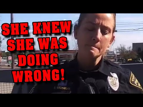 Tuscon SGT Had To Admit She Was Wrong After Arresting Innocent Man