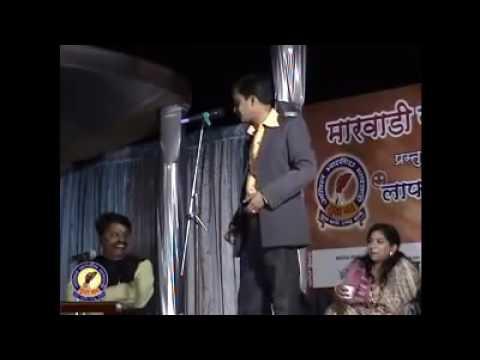 बेस्ट मारवाड़ी हास्य कवि सम्मेलन ।। best MARWADI hasya kavi sammelan MUST WATCH atul jwala