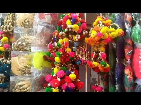 Cheapest wholesale market bhuleshwar | Ladies market