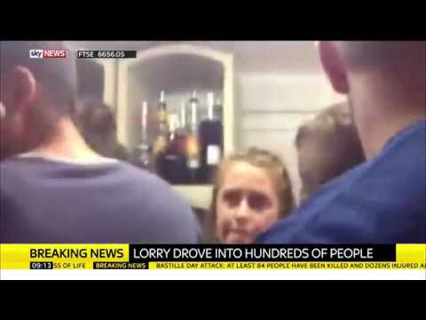 24702 rizne gemeinde Sky News Footage From Nice Of People Hiding In A Restaurant