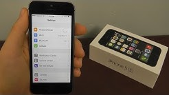 iPhone 5S - Complete Beginners Guide