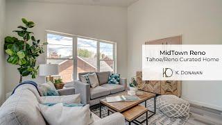 Wheeler Ave, Reno, Nevada Home Staging