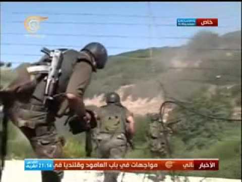 عملية الوعد الصادق-خلة وردة- Hizbullah's operation in south lebanon-July 2006