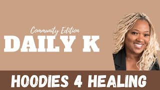 Giving Back to My Community | Daily K Podcast | Ktteev.com