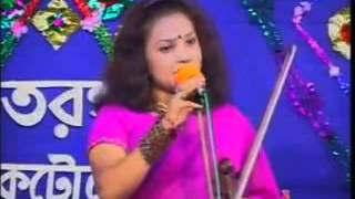 Bangla Pala Song Bou Sasurir Juddo by Litif sorkar And Aklima Low, 360p