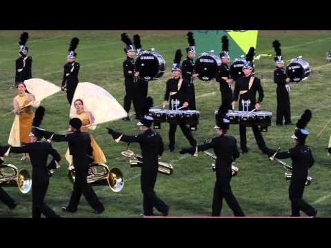 King Philip HS Marching Band Preview Show