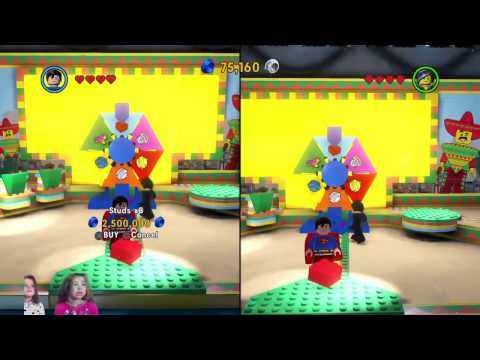 The Lego Movie video game |