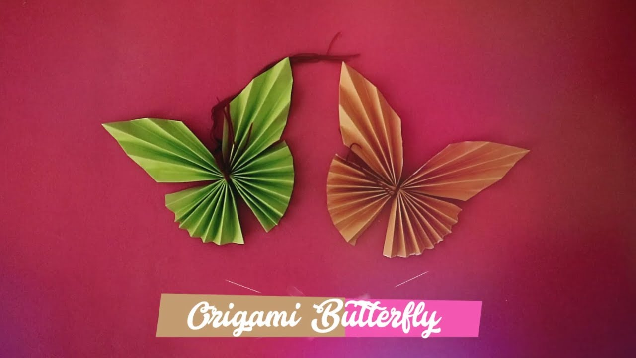 Cara membuat kupu kupu origami cantik how to fold butterfly cara membuat kupu kupu origami cantik how to fold butterfly tutorial wow jeuxipadfo Choice Image