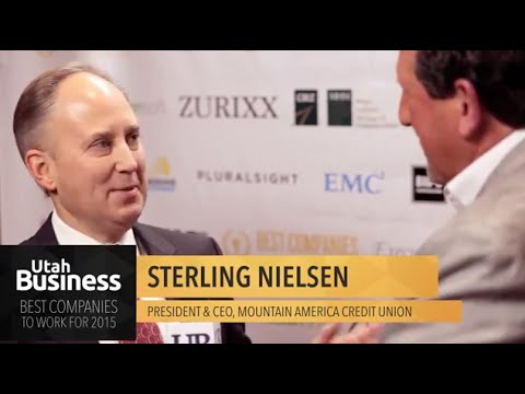 "Sterling Nielsen: Interview at ""Best Companies to Work For"""