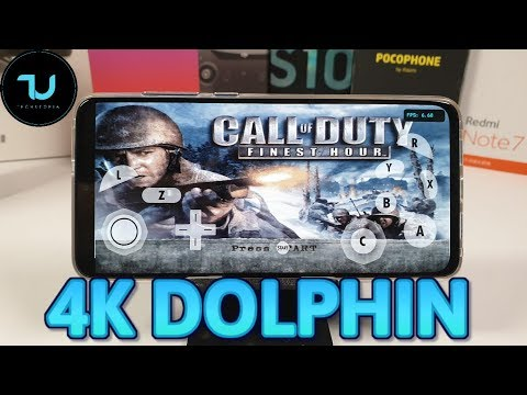 4k-dolphin-test-call-of-duty:-finest-hour-gameplay-snapdragon-855-6x-resolution
