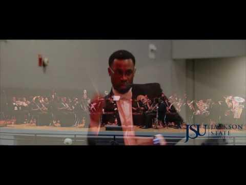 Jackson State University Symphonic Wind Ensemble 2017