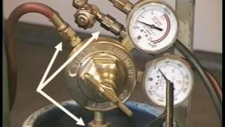 видео Технология газовой сварки