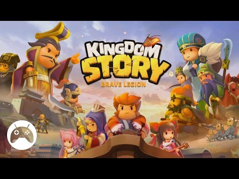 KINGOM STORY: BRAVE LEGION Android Gameplay