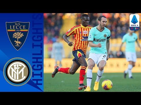 Lecce 1-1 Inter | Inter Fail To Keep The Pressure On Juventus | Serie A TIM