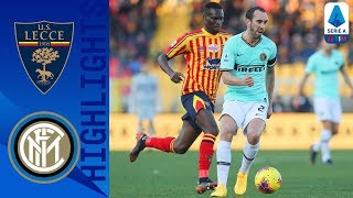 Download Lecce 1-1 Inter   Inter Fail To Keep The Pressure On Juventus   Serie A TIM Mp3 and Videos