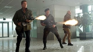 The Expendables 2: The Guardian Film Show