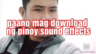 Download paano mag download ng sound effects#pinoy sound effects#mp3juices.app