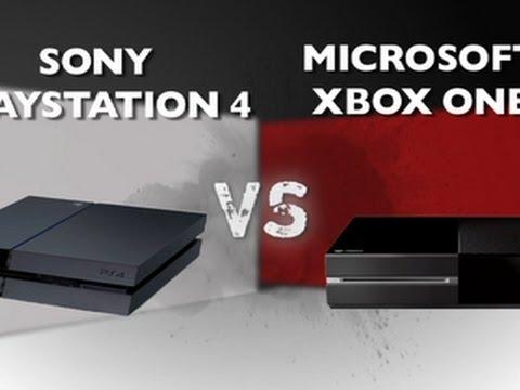Sony PS4 Vs. Microsoft Xbox One - Prizefight