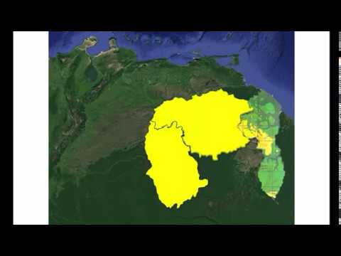 Gold, diamonds, coltan illegal mining in Southern Venezuela
