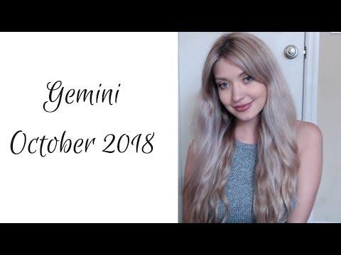 Gemini October 2018 Happy ending/beginning!