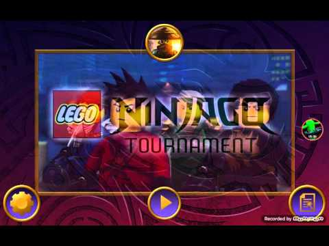Lego ninjago tournament & mod locator güncellenmesi - YouTube