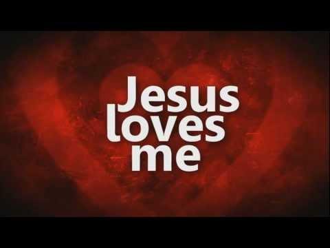 Jesus Loves Me - Hillsong Kids (Lyric) (HD)