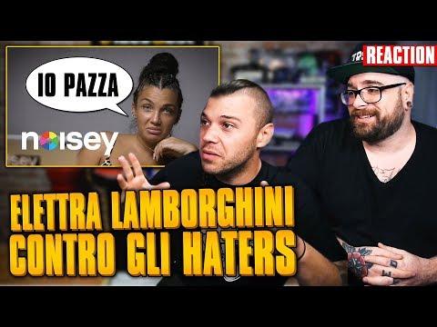 Elettra Lamborghini The People Versus * REACTION * by Arcade Boyz