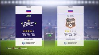 Смотреть видео Зенит Урал прогнозы на матч и ставки на спорт онлайн