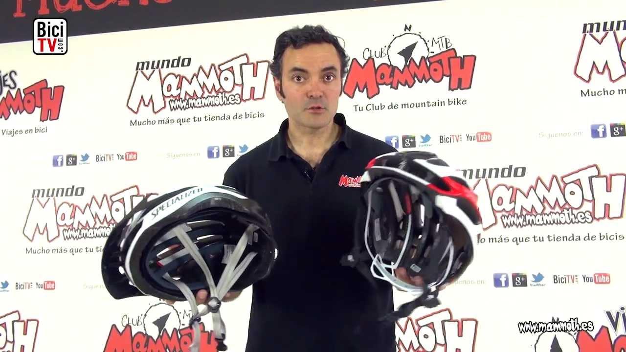 65518d17aa Como elegir un buen casco de bicicleta - YouTube