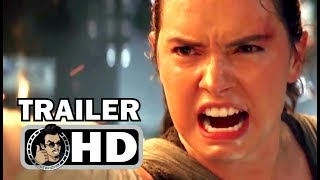 "STAR WARS: THE LAST JEDI ""Jedi Master Rey"" Official Trailer (2017) Daisy Ridley Sci-Fi Movie HD"