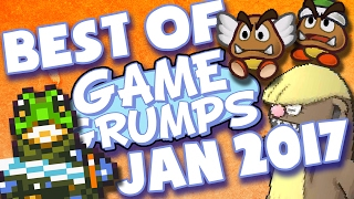 Repeat youtube video BEST OF Game Grumps - January 2017