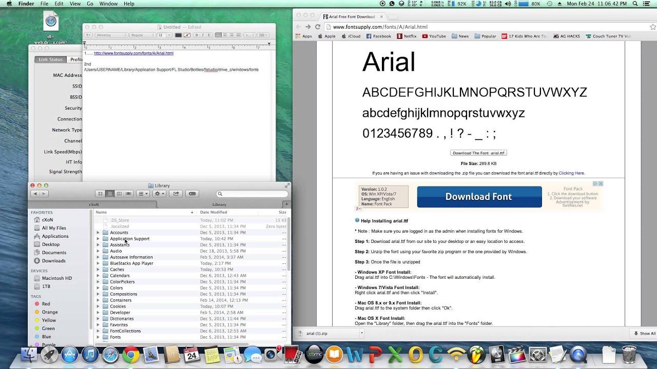 Cambria Math Font Mac Free Download