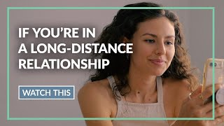 If You're In A Long Distance Relationship - WATCH THIS | by Jay Shetty