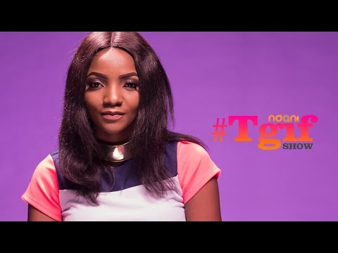 NDANI TGIF SHOW : Simi Talks Favorite Body Parts, Yoruba Demons and Kissing FalzTheBahdGuy