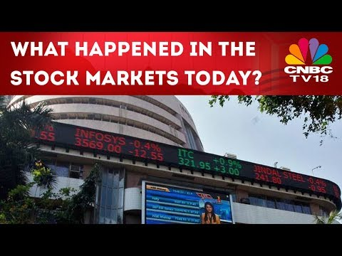 What Happened in the Stock Markets Today?   Watch all the Action of the Day   Closing Bell  5th Oct