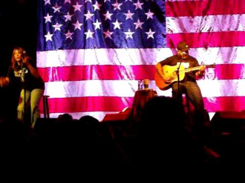 Aaron Lewis with Jeff Keith performing Love Song