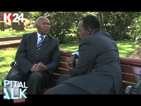 Capital Talk Kipchoge Keino Part 1