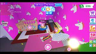 Selfish Girl want's Legendary Pet's! ll Roblox Adopt Me Roleplay!