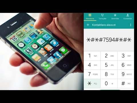Telefonunuz üçün 15 Super Kod