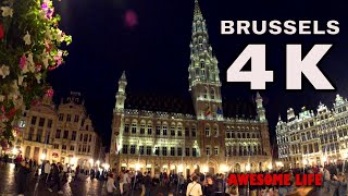Brussels, Belgium |Travel Vlog | Best Places To Visit | Europe