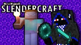 SLENDERCRAFT : Minecraft Slender Man Face Reveal 8/8 pages