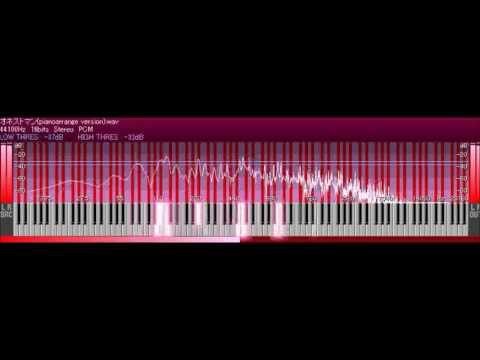AKB48 オネストマン(pianoarrange version)