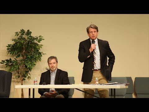 Michael Farris Debates Leaders of John Birch Society in Oklahoma