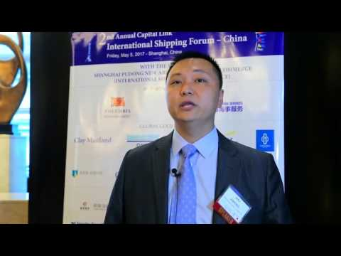 2017 2nd Annual International Shipping Forum - China - Interview with Mr. Zhu Jia Feng