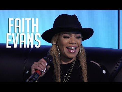 Faith Evans On Song with Lil Kim, Dating Stevie J + Album with BIG