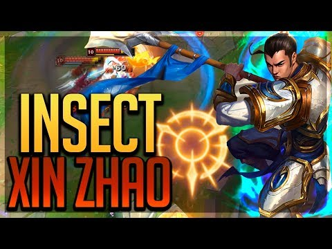 INSEC CON XIN ZHAO | CAMPEÓN FREE ELO S8 | League of Legends