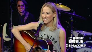 Sheryl Crow All I Wanna Do Live On The Howard Stern Show