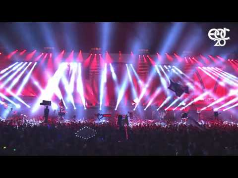 Knife Party Live at EDC Las Vegas 2016 (FULL HD)