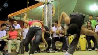 Capoeira: Momentos e Movimentos - Movimento Novo 2013 - Boa Vista, Rr